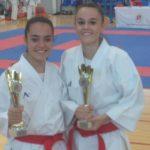 Daniela Sánchez y Rebeca Rodríguez