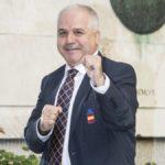 Antonio Moreno, presidente de la RFEK