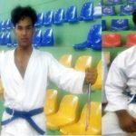 Delvi Duràn gana oro en Campeonato Nacional de Karate