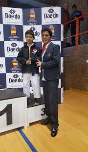 bronce para Óscar Arribas