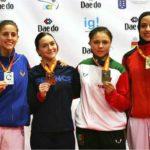 Mexico, bronce en el mundial WKF