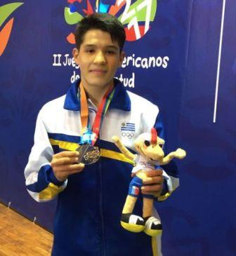 Dos medallas de plata para el karate de Uruguay