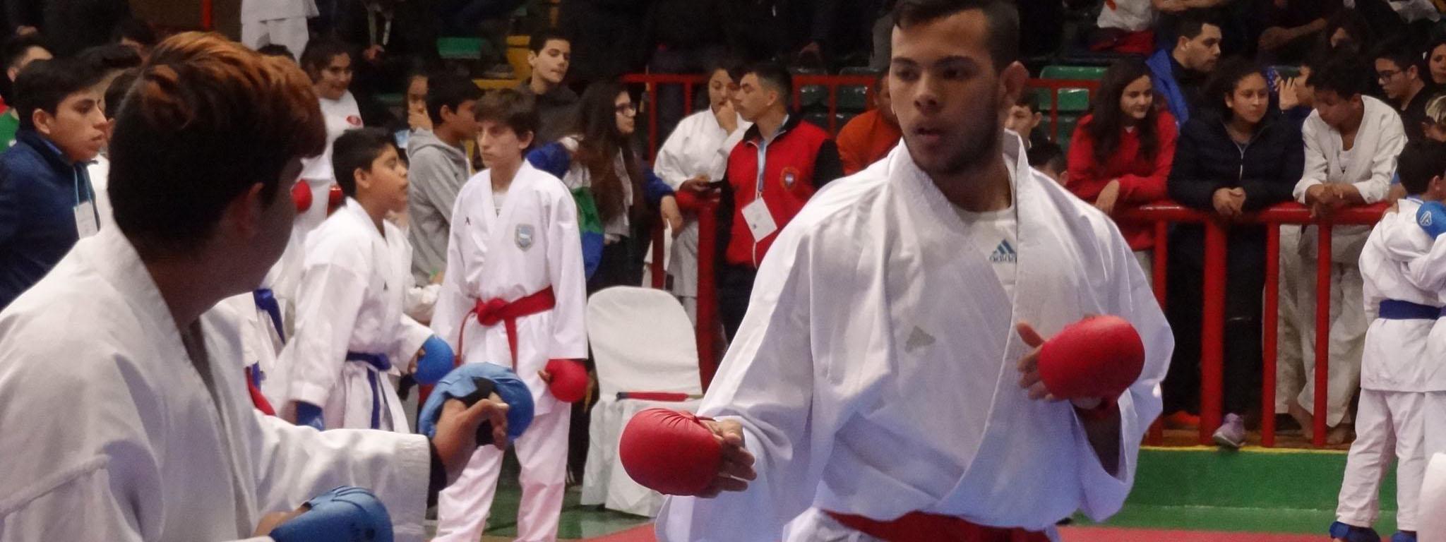Juan Cruz Minuet quiere despegar en el Mundial de Tenerife