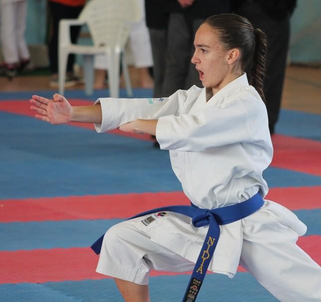 Al Mundial de Karate con ambición