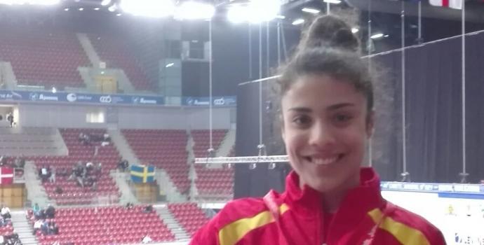Maite Villacorta queda eliminada del Mundial júnior