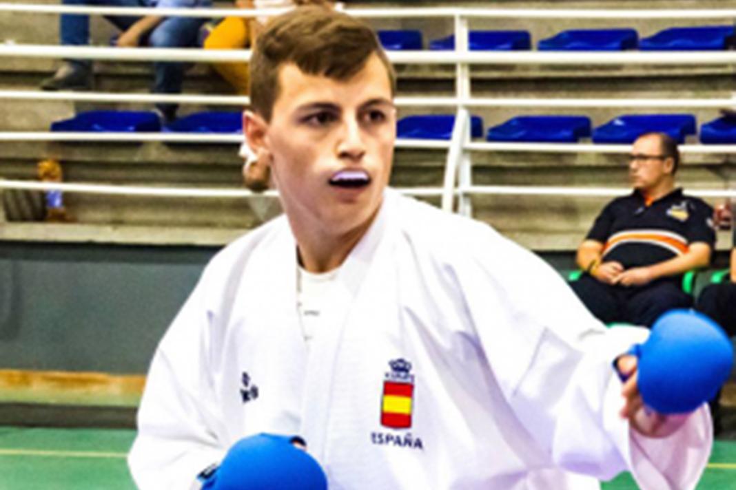 Dos cordobeses en el Nacional de Karate