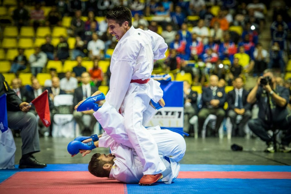 Andrés Rendón, la carta fuerte del Karate colombiano para los Bolivarianos