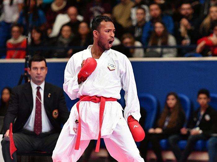 Andrés Madera: Quiero ser campeón del mundo