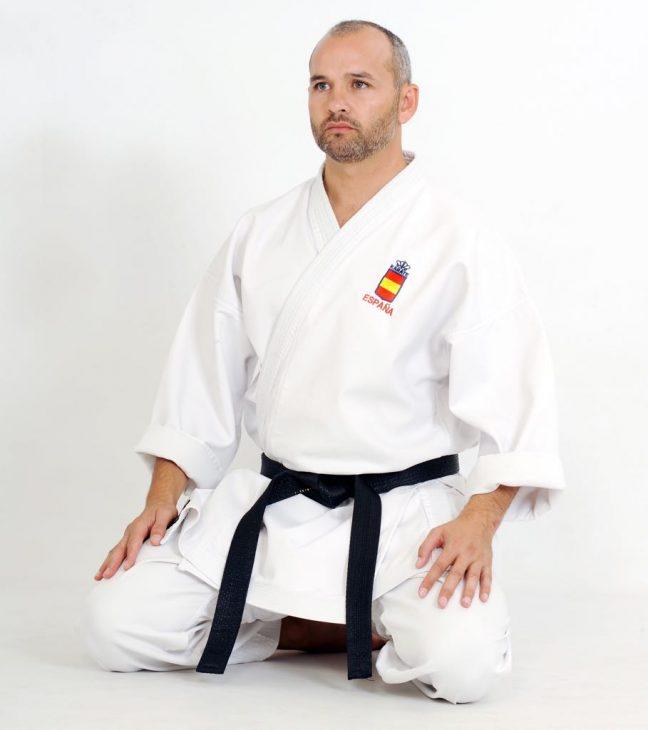 César Martínez: la mirada del Karate español