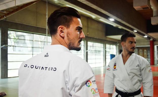 Damián Quintero: «Tengo un objetivo muy claro, los Juegos Olímpicos»