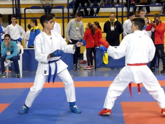 Loja acoge el Campeonato Provincial de Combate de Karate