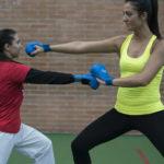 Rocío y Cristina, karatecas rumbo a los Juegos