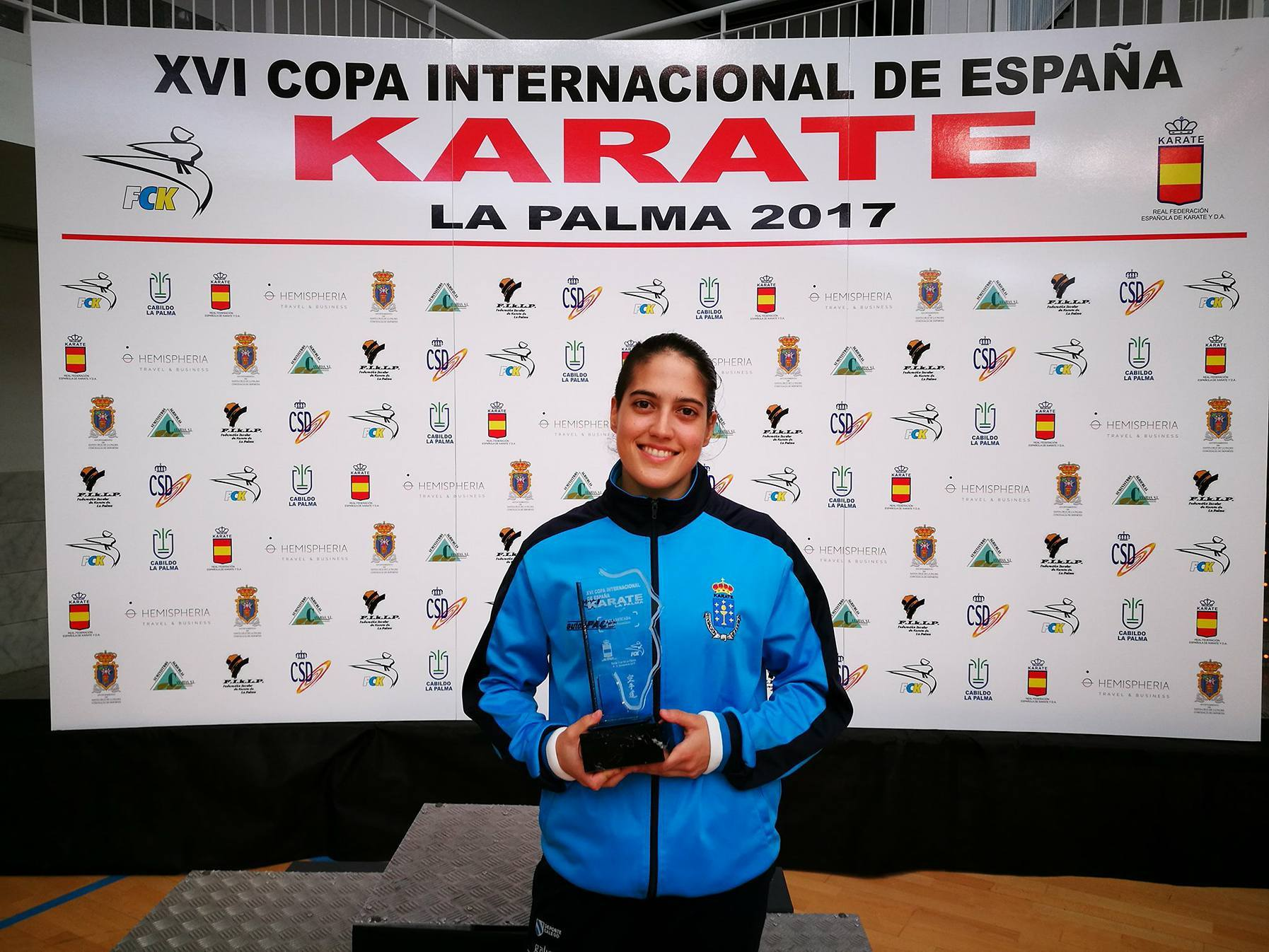 Bronce de Ruth en la Copa de España