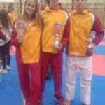 Tres medallas para los karatecas del Shotokan Tora en el Trofeo Junta de Castilla y León