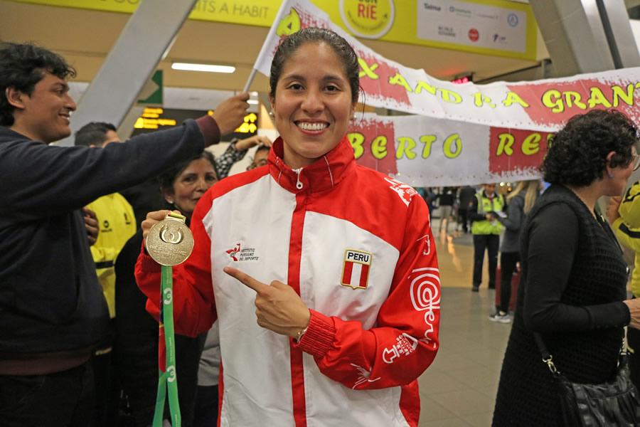 Karateca Alexandra Grande acaba el 2017 en el top ten mundial