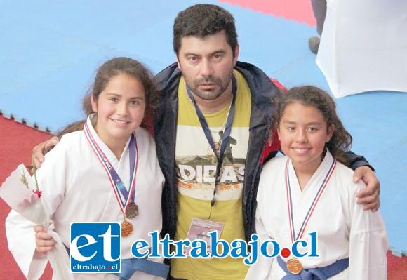 Amelie Contreras es la nueva Campeona Nacional de Karate