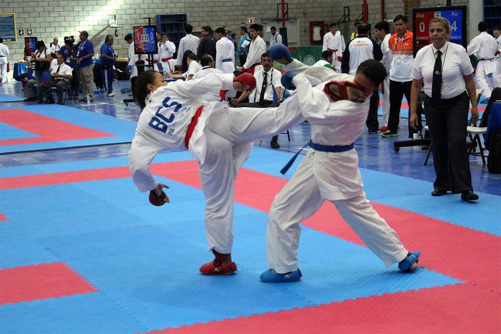 Karatecas de Baja California Sur realizarán entrenamiento especial en Cuba