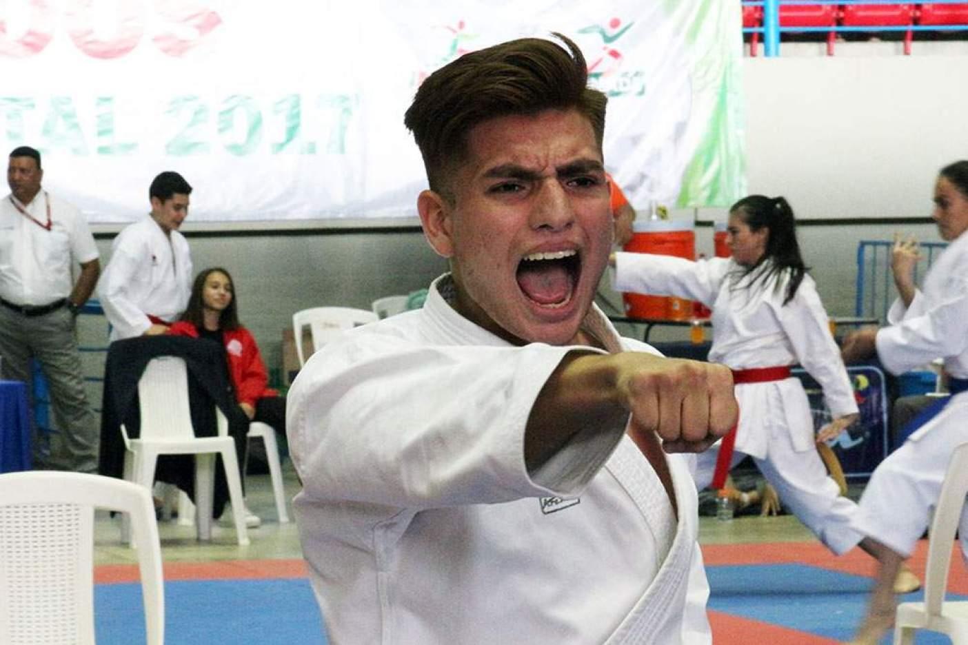Tras una dolorosa recuperación Jesús Moreno se apoya en su fortaleza espiritual