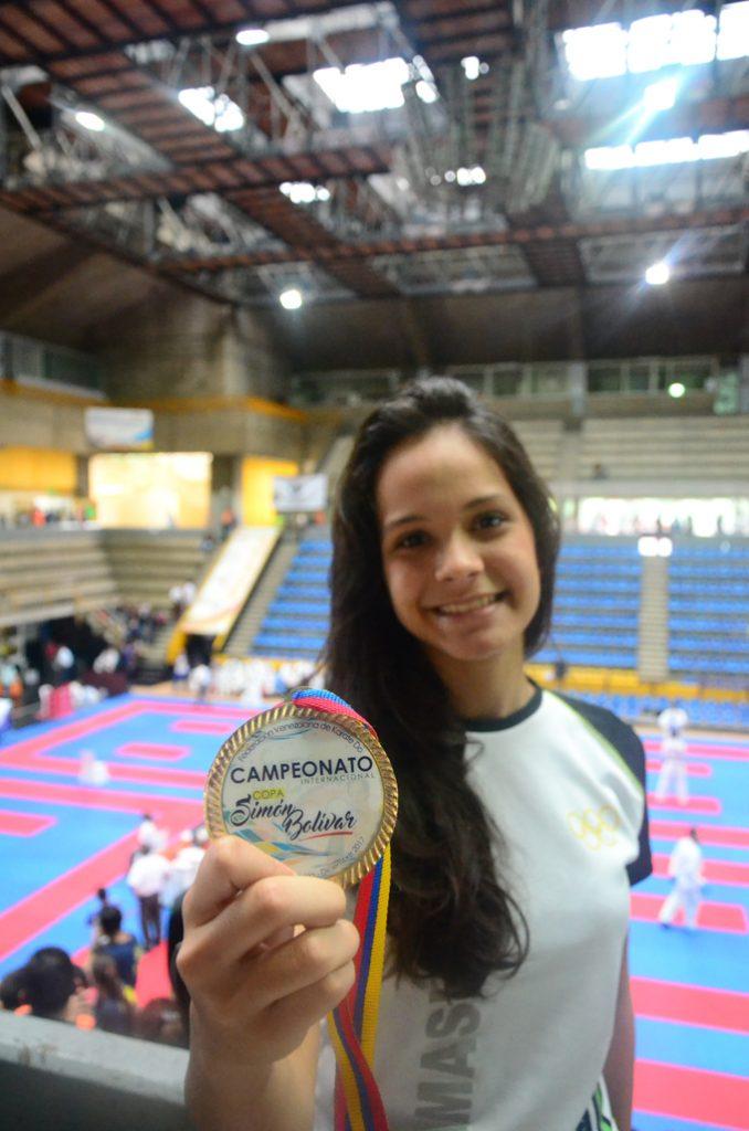 Carabobo volvió al podio de la Copa Internacional de Karate Do