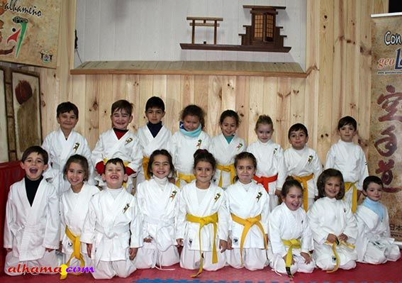 club deportivo Alhama-Ippon