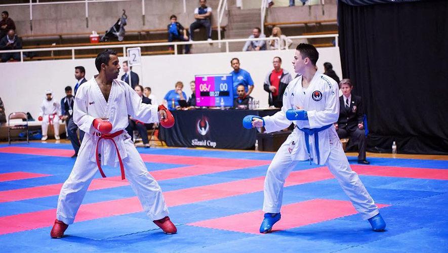 Christian Wever afrontará el París Open de Karate 2018