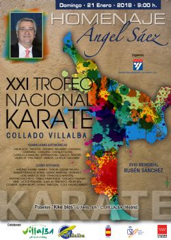 XXI Trofeo Internacional de Kárate de Collado Villalba