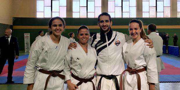 ACTUALIDAD DEPORTES SUCESOS CULTURA Y ESPECTÁCULOS GENTE POLÍTICA SOCIEDAD SALUD TURISMO DIRECTORIO Éxito del programa de Olympic de fomento del karate en la mujer
