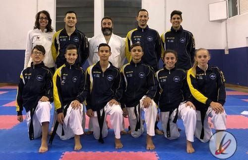 Suhari Karate debuta en la Liga Nacional este fin de semana en Madrid