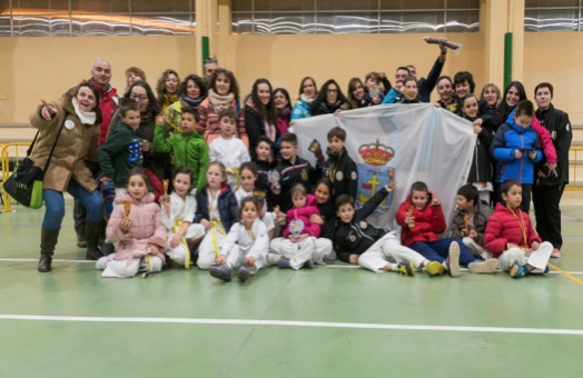El Barco de Ávila consigue 24 medallas en el IV Trofeo La Candelaria