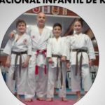 Alumnos de la Escuela de Karate Humanes participarán en la Liga Nacional de Karate Infantil