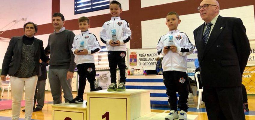 13 Títulos Provinciales sitúan a Olympic Karate Marbella al frente de la Provincia