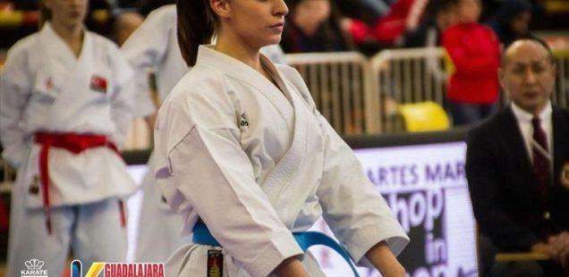 Medalla internacional para la extremeña Marta García