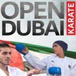 Colombianos finalizan su participación en la Premier League de Karate 1