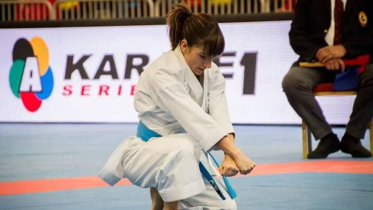 Sandra Sánchez, a la final de la Premier League de Dubai