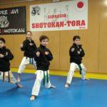 Cuatro deportistas del Shotokan Tora acudirán a la primera ronda de la Liga Nacional de categorías inferiores