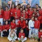 FRENÉTICO FINAL DE MES PARA EL CLUB KARATE NOKACHI