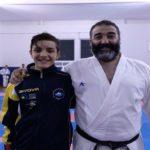 Asier Lora representará a Suhari Karate en la Liga Nacional juvenil