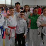 Dos bercianos se suben al podio del Campeonato de Castilla y León de Karate