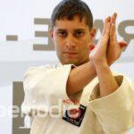 Carlos Huertas, campeón autonómico de parakárate, representa a Valencia en el Campeonato de España