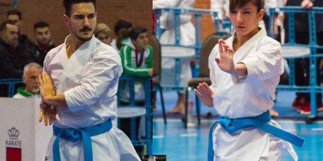 Sandra Sánchez y Damián Quintero revalidan el título de Campeones de Europa