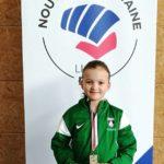 Sección de Karate Paloise: Elina campeona regional