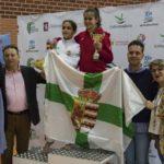 Los karatecas de Herrera del Duque arrasan en el Campeonato extremeño