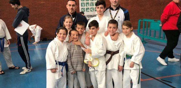 El karate velillero sigue sumando éxitos