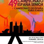 XLIX Campeonato de España de Kárate senior
