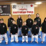 Diez deportistas del Shotokan Tora participarán en el regional