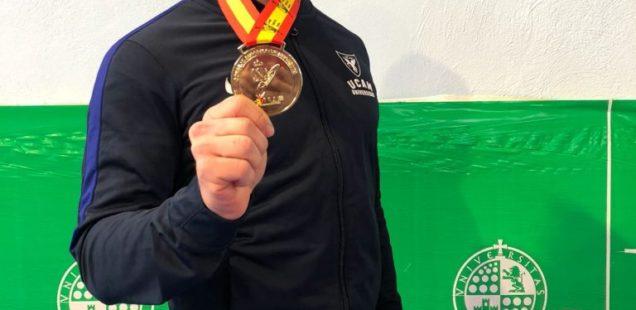 El valenciano que participará en el Campeonato del Mundo Universitario 2018 de Japón