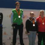 La alumna de la UCLM Isabel Gómez Casamayor, bronce en el Campeonato de España Universitario de Kárate