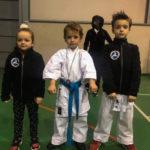 Publicado el: 24 Abr 2018 El pequeño reguerano Izán Álvarez, al campeonato de España de Karate