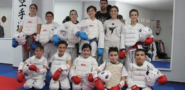 Diez jóvenes ceutíes tomarán parte en el Nacional este fin de semana