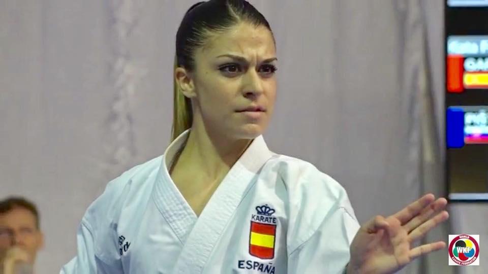 Marta García irá al Europeo